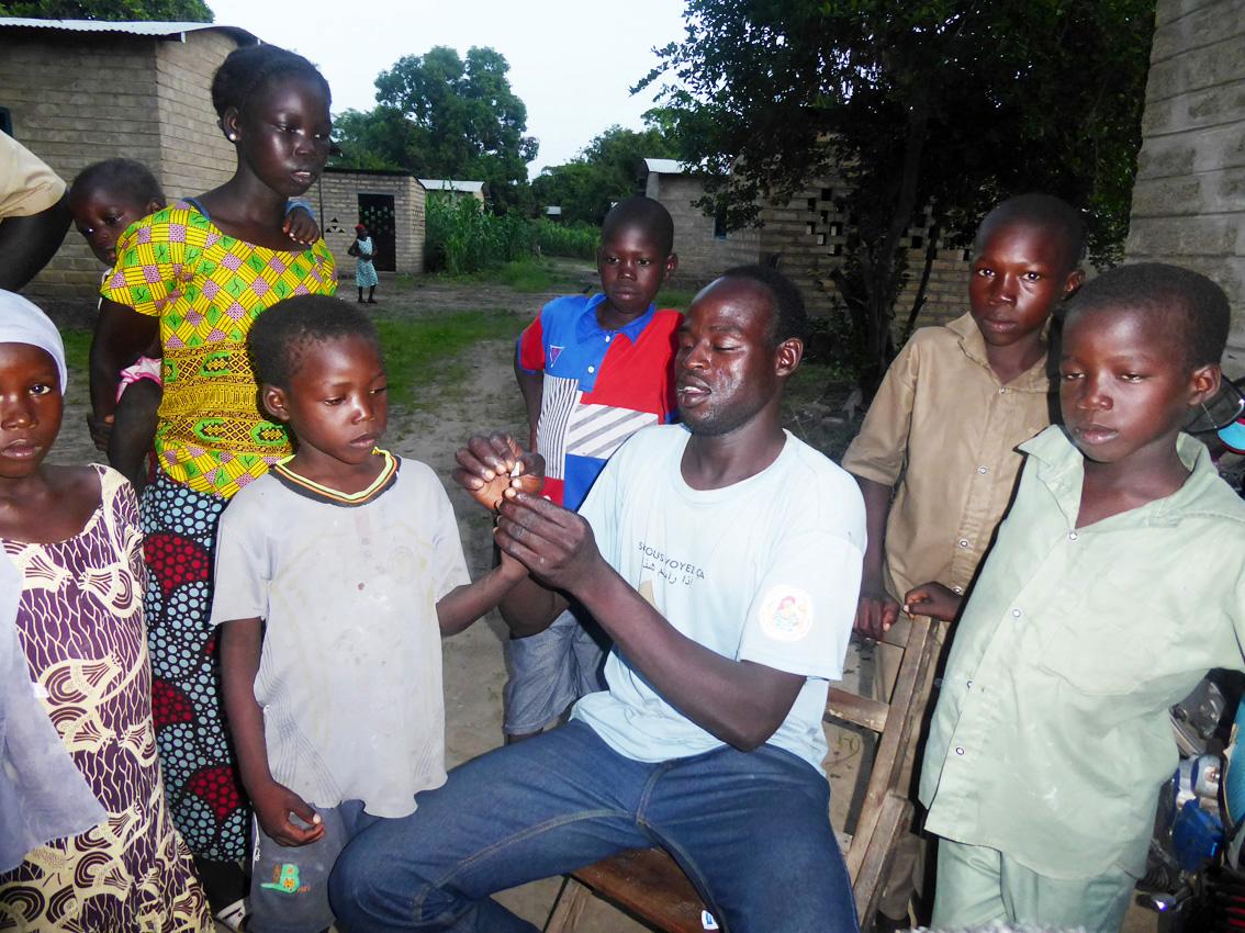 kyabe avanza - Análisis paludismo 2020