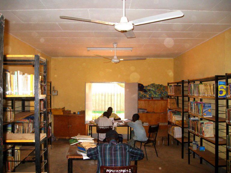 Centro Cultural de Kyabé