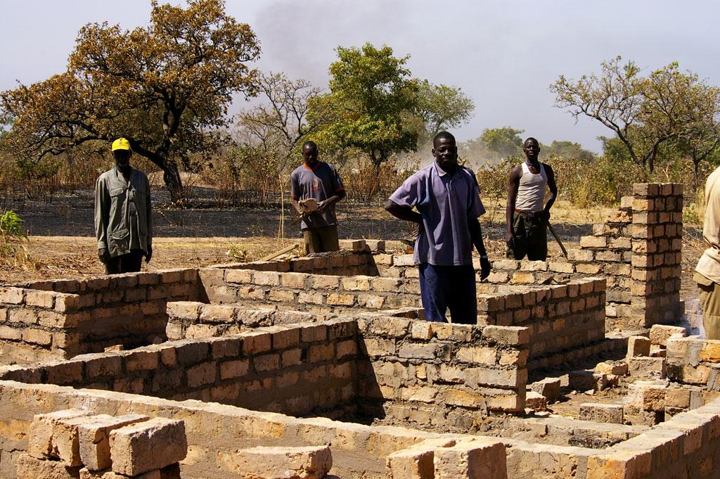 Kyabé Avanza construcciones