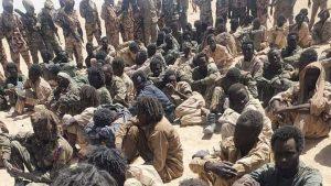 Rebelión en el Chad